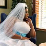 Portrait wedding photography by Hampton Roads photographer Ernest Smith